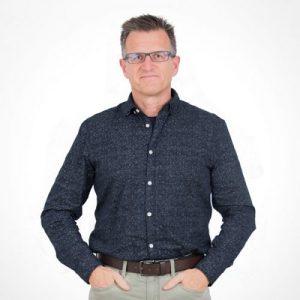 Profilbild von unserem Geschäftsführer Georg Hensch