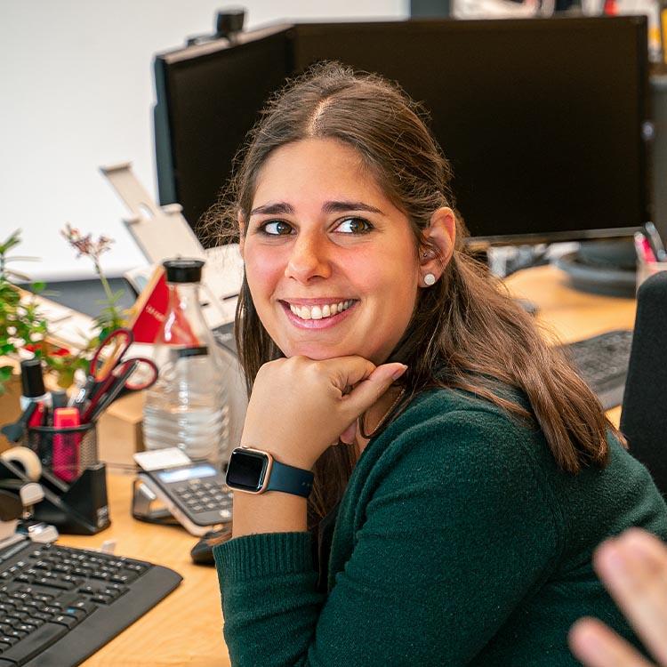 Mitarbeiterbild von unserem Mitarbeiter: Francesca Lüdenbach