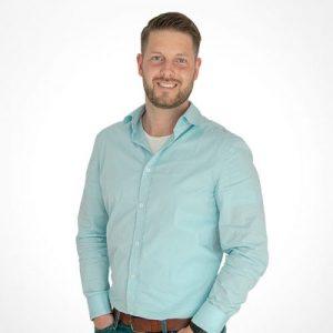 Profilbild von unserem Account Manager David Richter