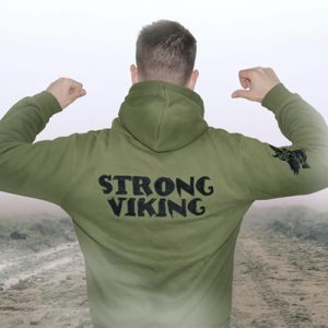 David Richter - Unser Strong Viking in einer Matschgrupe
