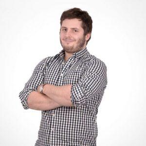 Profilbild von unserem Anwendungsentwickler Jan Floren